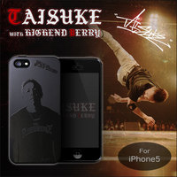 iPhone5 Original Cover / Highend Berry BBOY TAISUKE MODEL 3350-1.jpg