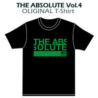 THE ABSOLUTE VOL.4 OLIGINAL T-shirt 限定販売 3352-1.jpg