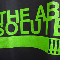 THE ABSOLUTE VOL.4 OLIGINAL T-shirt 限定販売 3352-3.jpg